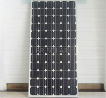 Ghana 250pcs 300W Mono Solar Panel In May 2018