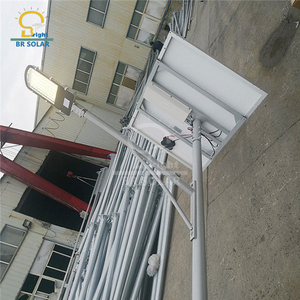 Lithium Battery Solar Street Lights