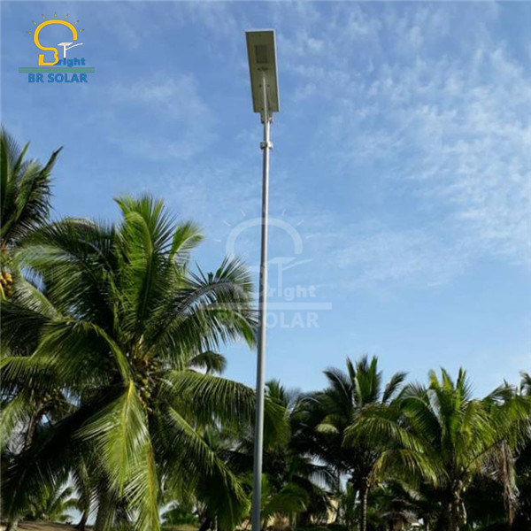 60-80W All In One Solar Power Street Lights