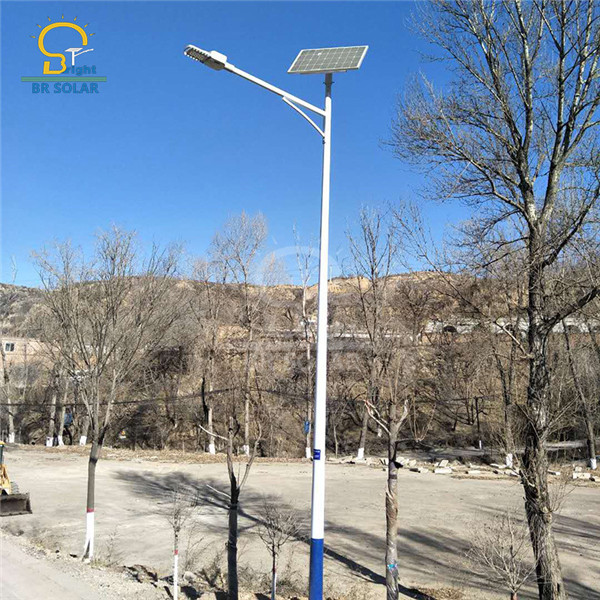 All-in-Two Solar Street Lights