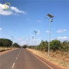 Hot-Selling 8M60W LED Solar Street Lights in Somalia