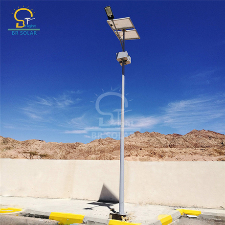 General Introduction Of Solar Street Lights