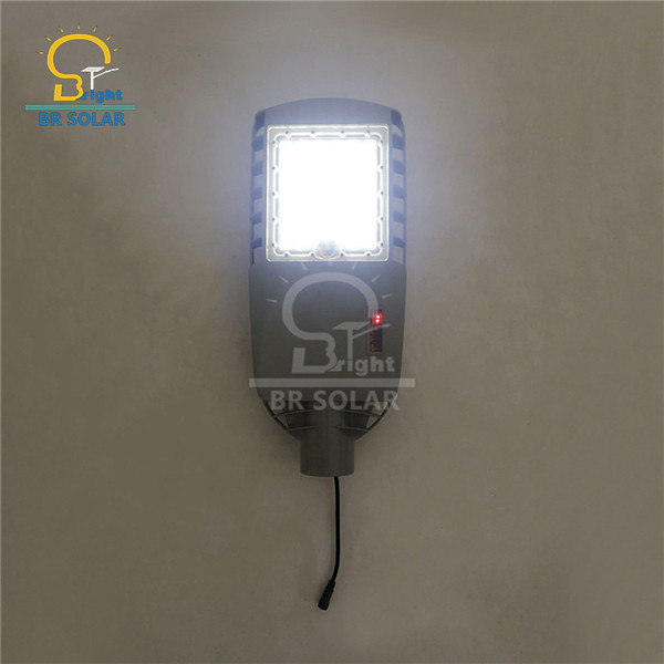 20-60W All In Two Solar Street Lights