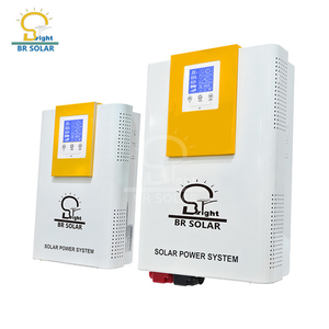 Solar inverter with built-in Controller
